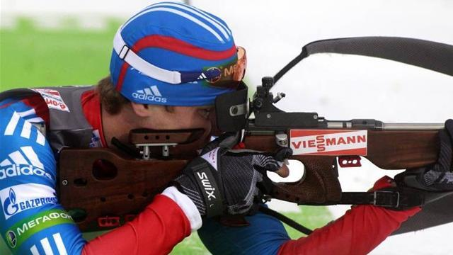 Biathlon - More gold for Volkov