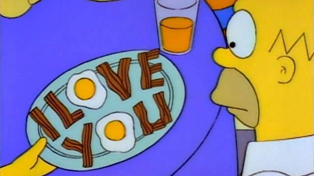 """The Simpsons"" -- ""I Love Lisa"""