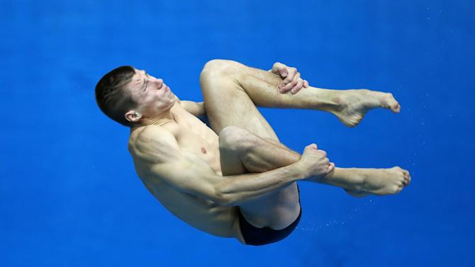 Olympics Day 11 - Diving