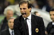 Allegri: Cassano will remain at AC Milan