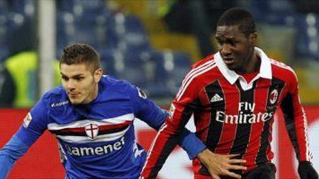 Serie A - Zapata's aunt kidnapped