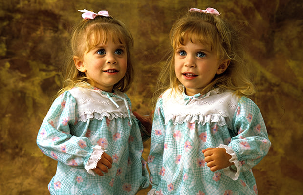 Mary-Kate and Ashley Olsen: What's the Difference? | omg ...