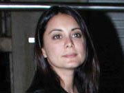 Special security for Minissha Lamba in Ghaziabad