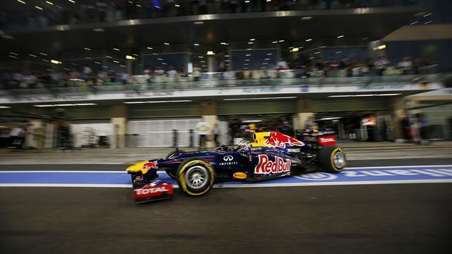 Formula 1 - Fuel equipment blamed for Vettel qualifying farce