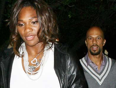 pst Serena Williams And CommonNY