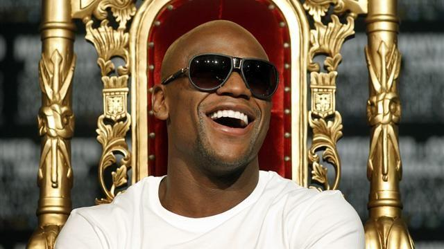Boxing - Mayweather tops highest-paid US athlete list