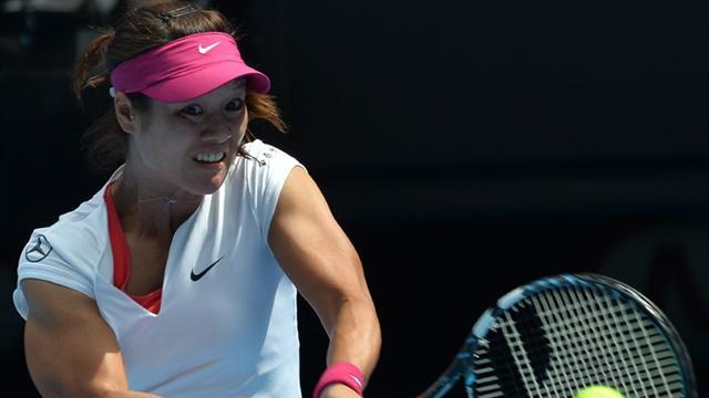 Australian Open women - The final: Li Na v Cibulkova LIVE
