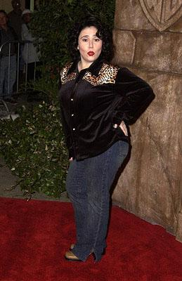 Premiere: Alex Borstein at the Westwood premiere of Warner Brothers' Harry Potter and The Sorcerer's Stone - 11/14/2001