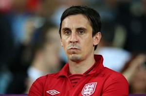 Manchester United needs to be 'realistic' about beating Bayern, says Neville