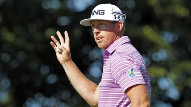 Golf - New dad Mahan withdraws from Bridgestone