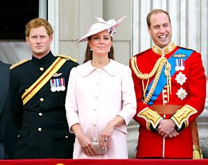 Kate Middleton, Prince William's Royal Baby Will Bump Prince Harry to Fourth in Line to Throne