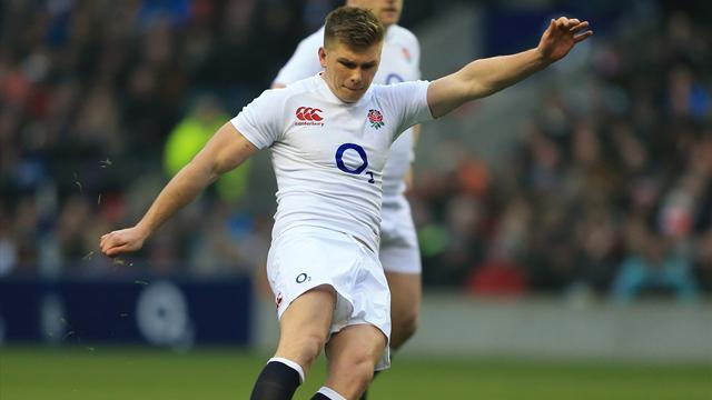 Six Nations - Farrell among four changes for England ahead of Wales decider