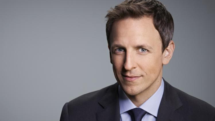 Seth Meyers will host the 2014 Primetime Emmy Awards on NBC