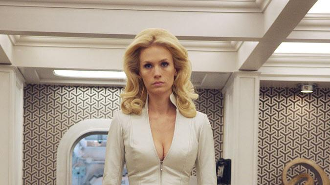 X Men First Class 2011 20th Century Fox January Jones