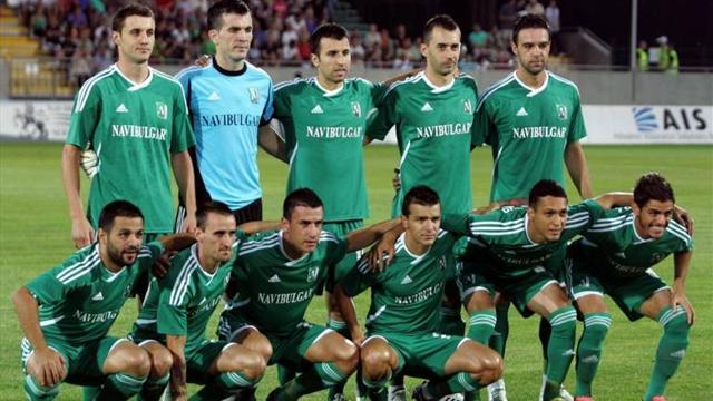 World Football - Bulgarian FA turns down Ludogorets appeal for replay