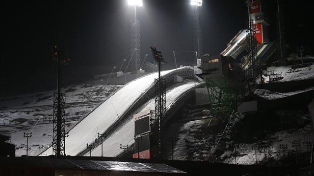 Ski Jumping - Jumpers have mixed feelings about new hill