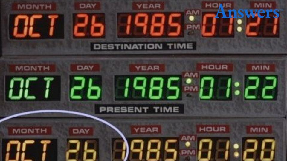 "15 Glaring Mistakes Left In the ""Back To the Future"" Series"