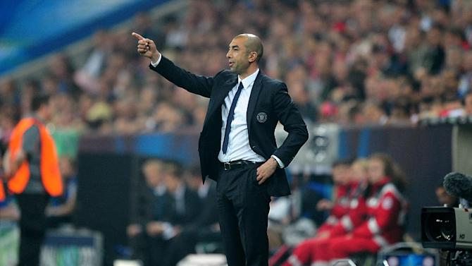 Roberto Di Matteo is targeting continued success with Chelsea