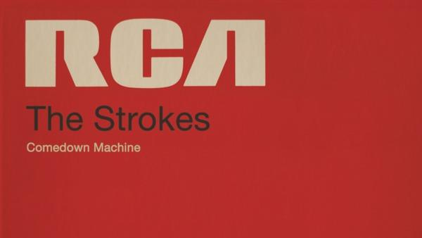 "This CD cover released by RCA shows ""Comedown Machine,"" by The Strokes. (AP Photo/RCA)"