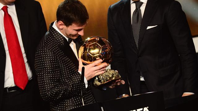Ballon d'Or - Lionel Messi: ¿Y por qué no?
