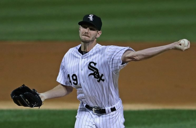 Boston's acquisition of Chris Sale from a real needle-mover according to Las Vegas oddsmakers. (Getty Images)
