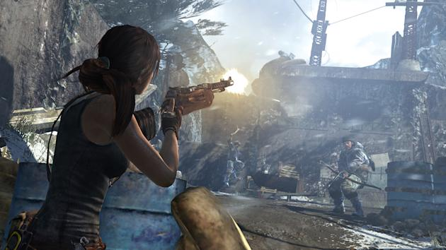 Tomb Raider games have sold 30 million games since launch in 1996 - earning $1.5 billion in game sales, cinema sales and merchandise.