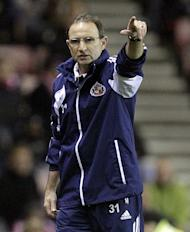 Sunderland manager Martin O'Neill saw his side grab a draw against Queens Park Rangers at the Stadium of Light on November 27. O'Neill has been forced to deny rumours he offered to resign last month as he deals with growing unrest from supporters who have seen their side win just two of their last 22 Premier League games