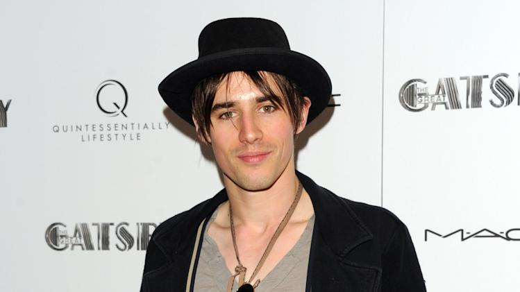 "FILE - In this May 5, 2013 file photo, actor Reeve Carney attends a special screening of ""The Great Gatsby"" in New York. Carney, who has been playing the musical's title character and his alter ego Peter Parker since the show began previews in late 2010, is leaving Sept. 15 and two casting calls will be held to find his replacement as well as a future Mary Jane. (Photo by Evan Agostini/Invision/AP, File)"