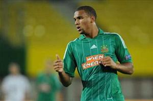 Boyd scores for Rapid Vienna in Europa League triumph