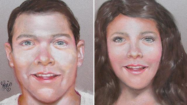 Cops Rely on Sketch to Find Abandoned Baby's Parents