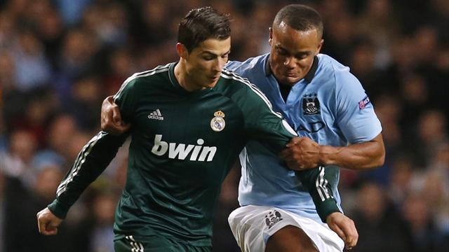 Premier League - Mancini: Kompany will face Chelsea