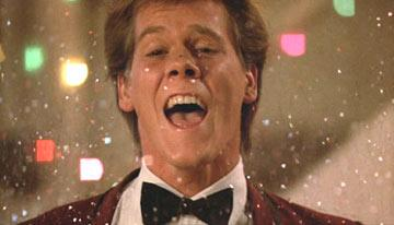 Kevin Bacon in Paramount Pictures' Footloose