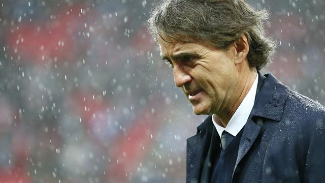 European Football - Galatasaray confirm Mancini appointment