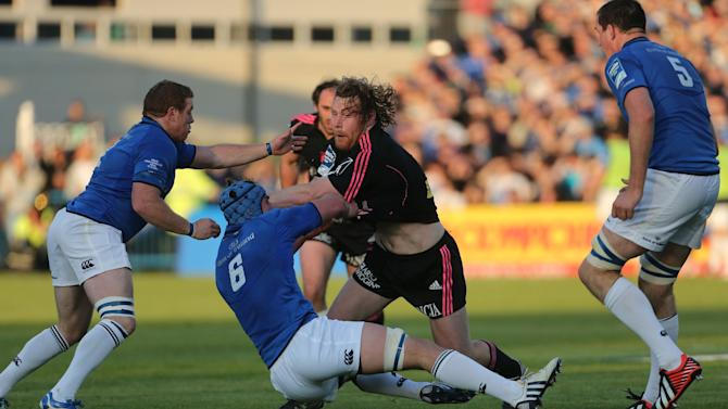 Rugby Union - Amlin Challenge Cup - Final - Stade Francais v Leinster Rugby - RDS