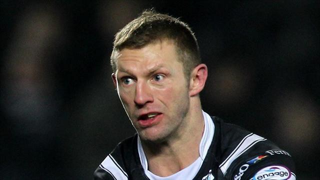 Rugby League - Featherstone tie up top spot