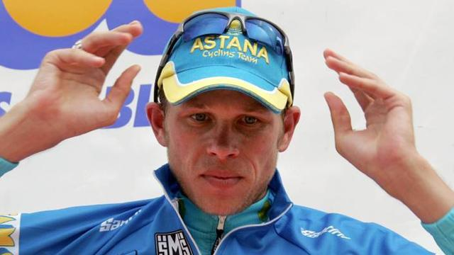 Cycling - Kashechkin suspended by Astana