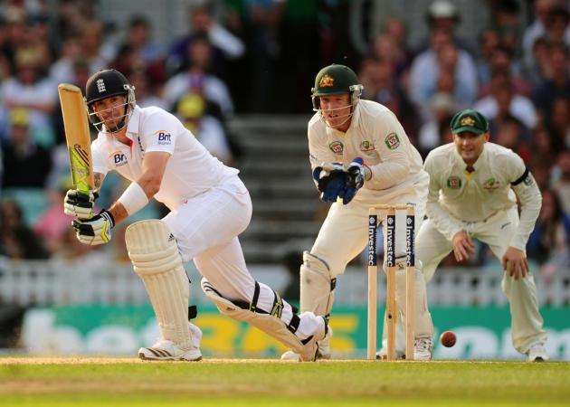 Cricket - Fifth Investec Ashes Test - Day Five - England v Australia - The Kia Oval
