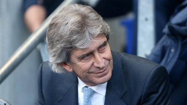 Manuel Pellegrini is focused on a trophy-laden season