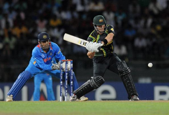 Australia v India - ICC World Twenty20 2012: Super Eights Group 2