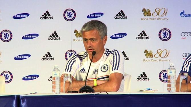 Mourinho warns rivals he's better than ever