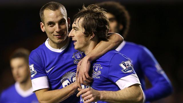 Premier League - Baines: Everton will recover from Moyes departure