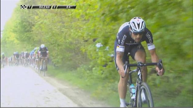 Paris - Roubaix - Watch how Terpstra won the 'Hell of the North'