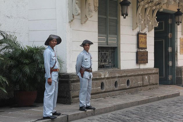 The Street of Intramuros, Manila. (Jacqueline Timola/NPPA Images)
