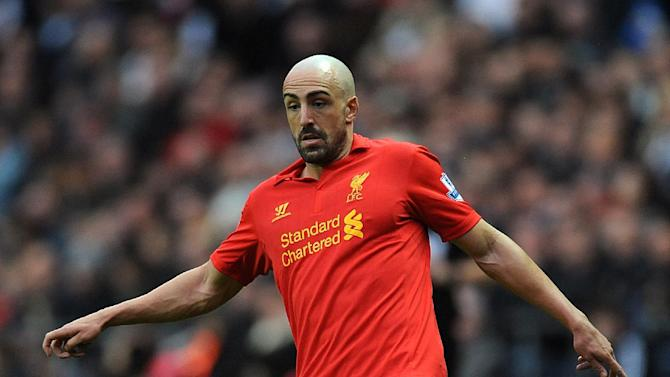 Jose Enrique could miss the Aston Villa match with a hamstring problem