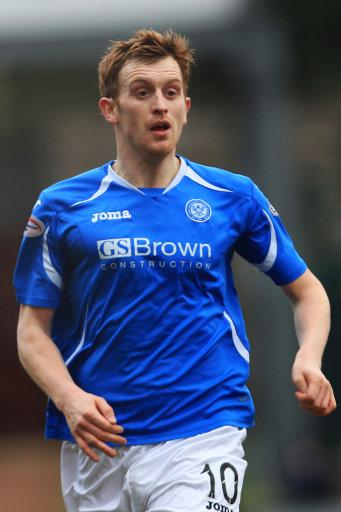 Liam Craig found the back of the net for St Johnstone