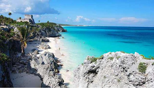 Tulum Beach (Mexico)