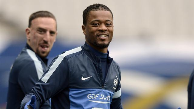 World Cup - Evra summoned by French federation over 'bums' remark