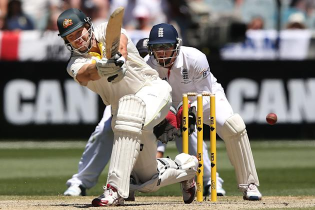 Australia v England - Fourth Test: Day 4