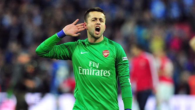 Premier League - Swansea snap up Fabianski from Arsenal