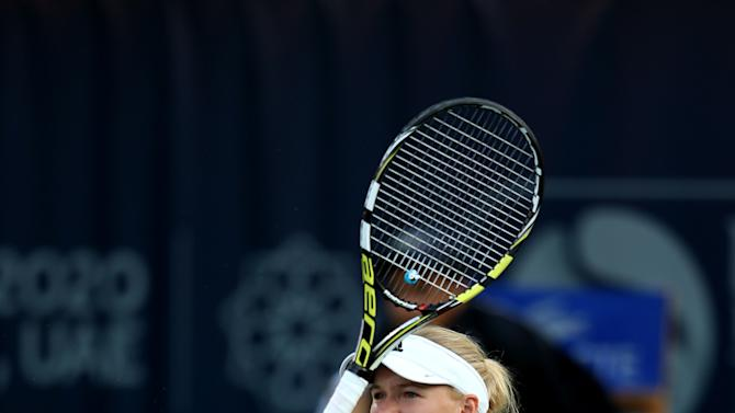 WTA Dubai Duty Free Tennis Championship - Day Four
